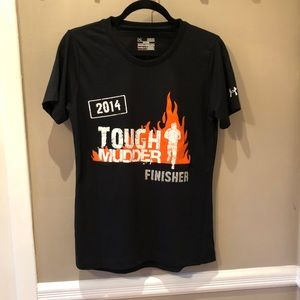 2014 Tough Mudder Finisher T-shirt